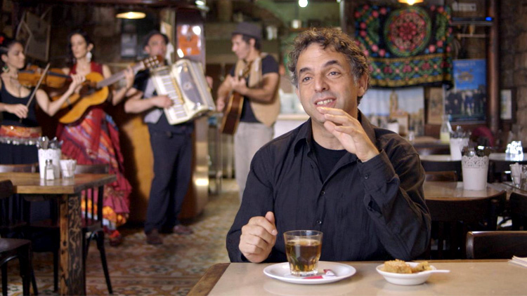 Israeli Film Night: Etgar Keret, Based On A True Story