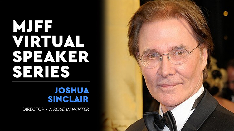 Virtual Speaker Series: Director Joshua Sinclair