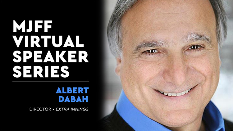 Virtual Speaker Series: Director Albert Dabah