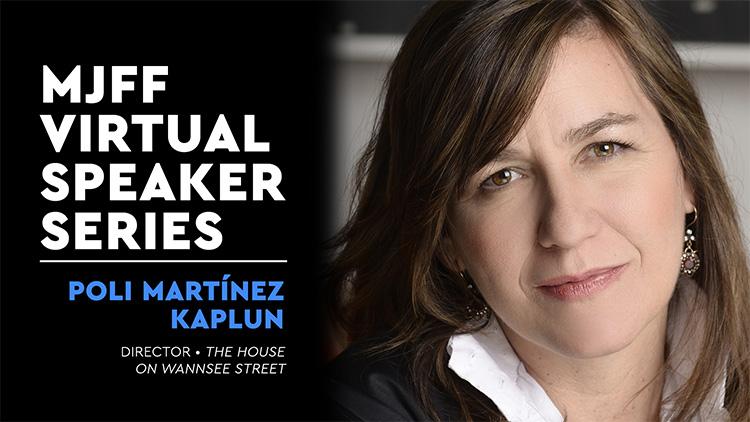 Virtual Speaker Series: Director Poli Martínez Kaplun