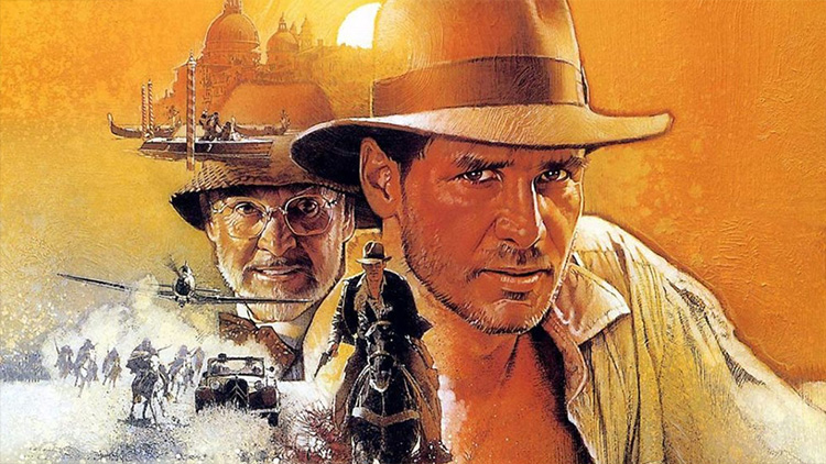 SoundScape Cinema Series: Indiana Jones And The Last Crusade