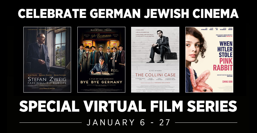 Celebrate German Jewish Cinema