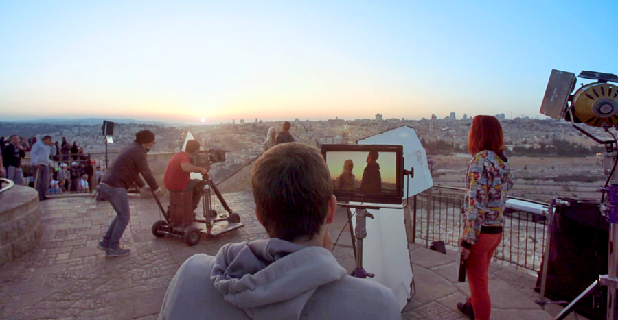 Announcing Jerusalem Film Workshop Scholarship