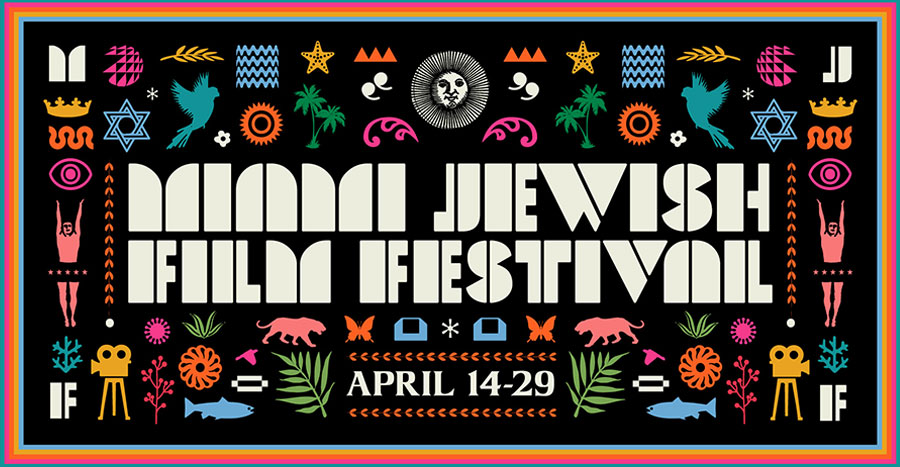 Announcing the 2021 Miami Jewish Film Festival!