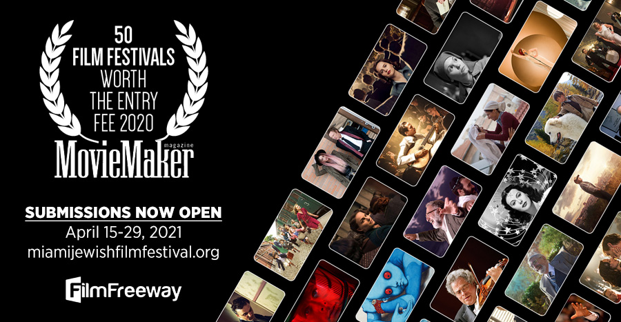 2021 Festival Submissions Now Open!