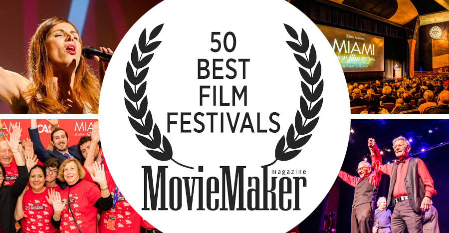 We're One of the 50 Best Film Festivals in the World